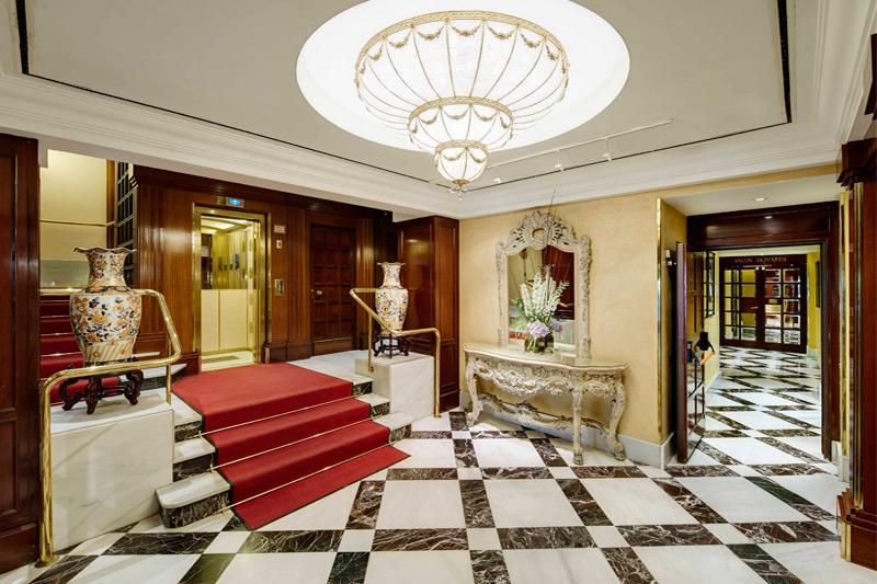 Hotel Conde Duque Sala