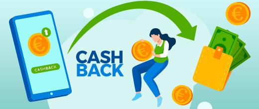 Cash Back - Revolution.travel